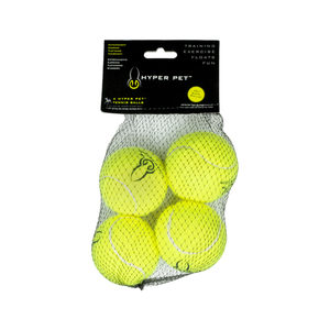Hyper Pet Tennisballen - Groen - Large - 6 cm