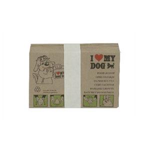 I Love My Dog Poepzakjes – 10 stuks
