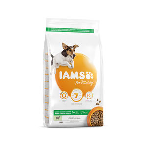 IAMS Dog Adult Small & Medium - Lamb - 12 kg