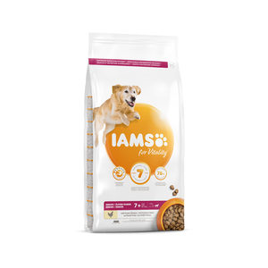 IAMS For Vitality Senior Dog - Large Breed - 12 kg