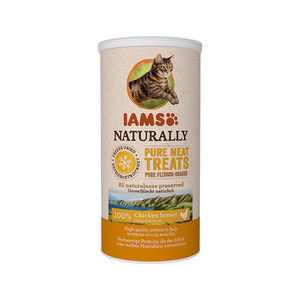 IAMS Naturally Freeze Dried Treats – Chicken breast – 25 g
