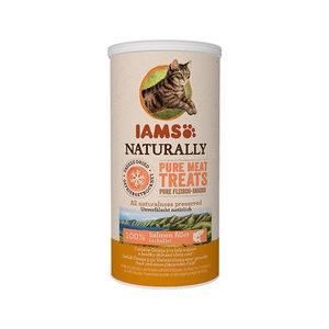 IAMS Naturally Freeze Dried Treats – Salmon Fillet – 20g