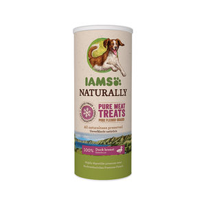IAMS Naturally Freeze Dried Treats Dog – Duck breast – 50g