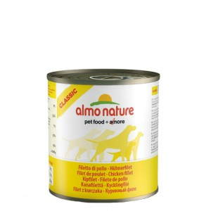 Almo Nature - Classic - Adult dog food - Kipfilet 12x280g