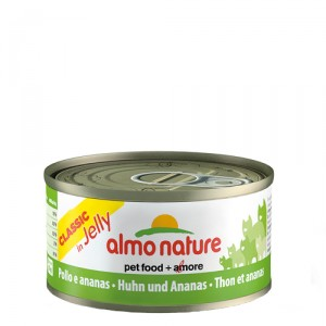 Almo Nature Legend Kip-Ananas 24x70g