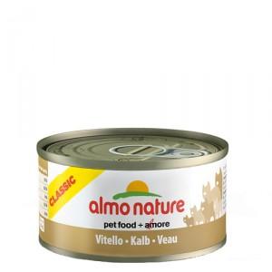 Almo Nature Classic Kalfsvlees 24x70g