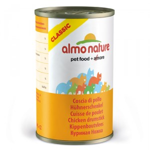 Almo Nature Classic Kippenboutvlees 24x140g