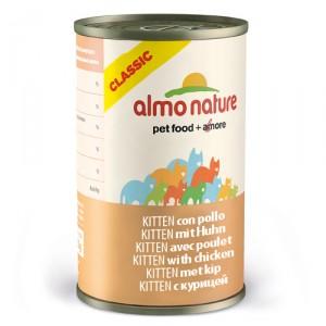 Almo Nature Classic Kitten 24x140g