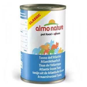Almo Nature Classic Tonijn Atlantische Oceaan 24x140g