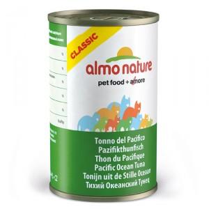 Almo Nature Classic Tonijn uit de Stille Oceaan 24x140g