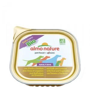 Almo Nature Daily Menu BIO Kalf-Groenten 9x300g