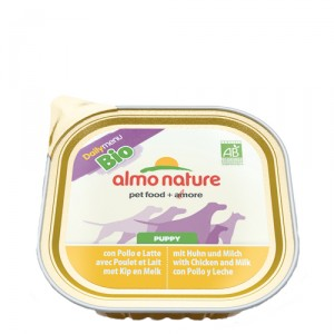 Almo Nature Daily Menu Bio Puppy 9x300g