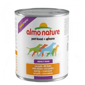 Almo Nature Dog Daily Menu Kip 12x800g