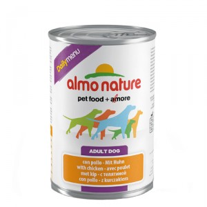 Almo Nature Dog Daily Menu Rund 12x800g