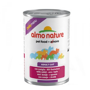 Almo Nature Daily Menu Konijn 24x400g