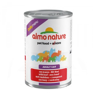 Almo Nature Daily Menu Rund 24x400g