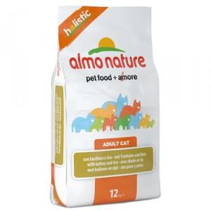 Almo Nature Holistic Kalkoen 12kg