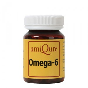 amiQure Omega 6 - 90 capsules