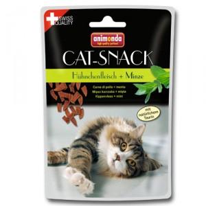 Animonda Catsnack - Kip & Mint 1 zakje a 45 gram