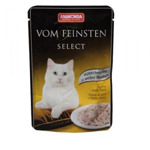 Animonda Vom Feinsten - Kipfilet/Tonijn - 18x 50 gram