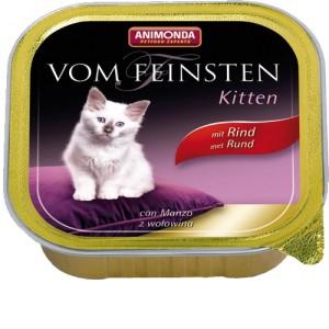 Animonda Vom Feinsten Kitten rund 32x100 gr.