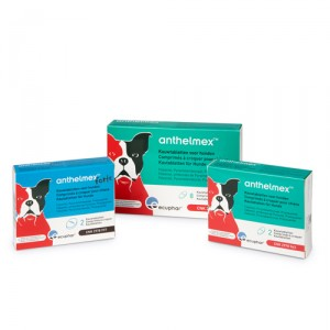 Anthelmex 8 tabletten