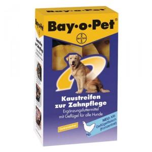 Bay-o-Pet Kauwstrips - Kipsmaak (140 gr.)
