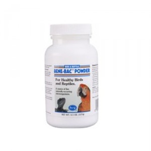 Bene-bac Plus Bird Reptile - Poeder 127 g