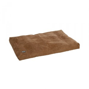 Buster Memory Foam Dog Bed - Camel 120x100 cm.