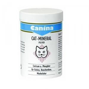 Canina Cat Mineral - Poeder - 150 g
