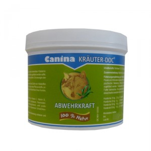 Canina Kräuter-Doc Afweerkracht - 300 g
