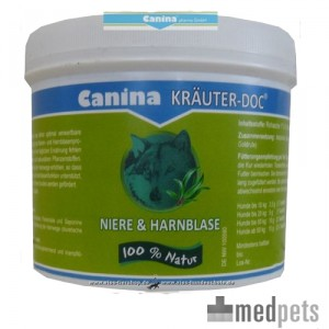 Canina Kräuter-Doc Nieren & Blaas - 300 g