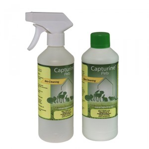 Capturine Pets Bio Cleaning 500 ml starterspakket