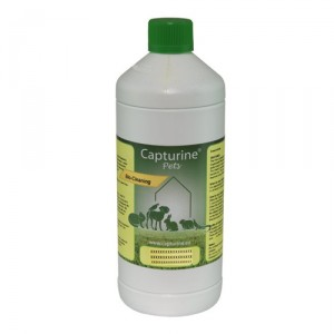 Capturine Pets Bio Cleaning 1 liter (navulling zonder spray)
