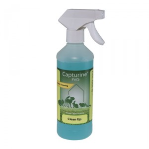 Capturine Clean Up Shampoo 500 ml spray RTU