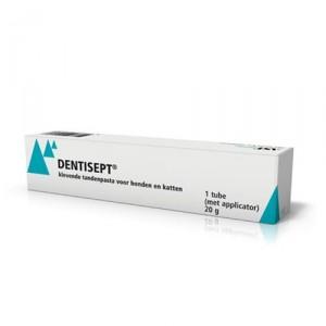 Dentisept tandpasta - 20 g