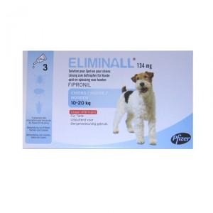 Eliminall Hond M (10-20kg) 3 pip.