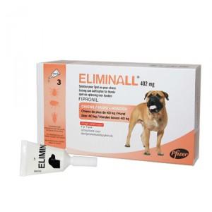 Eliminall Hond XL (>40kg) 3 pip.