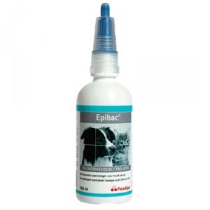 Epibac oorreiniger 100 ml.
