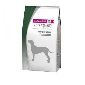 Eukanuba Restricted Calorie Formula - Veterinary Diets - Kat - 1.5 kg.