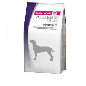 Eukanuba Dermatosis FP - Veterinary Diets - Hond - 12 kg