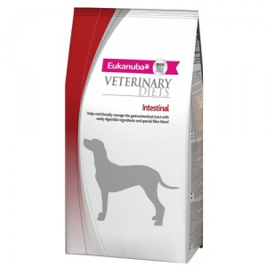 Eukanuba Intestinal - Veterinary Diets - Hond - 12 kg