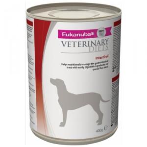 Eukanuba Intestinal - Veterinary Diets - Hond - 12 x 400 gr blikken
