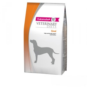 Eukanuba Renal - Veterinary Diets - Hond - 12 kg