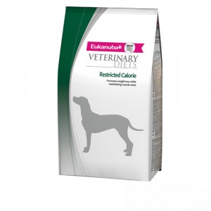 Eukanuba Restricted Calorie – Veterinary Diets – Hond – 1 kg