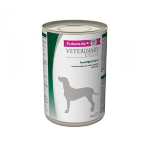 Eukanuba Restricted Calorie - Veterinary Diets - Hond - 12 x 400 gr blik