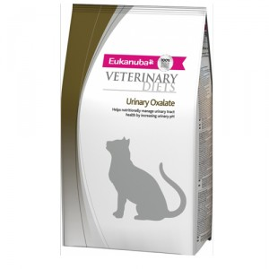 Eukanuba Urinary Oxalate - Veterinary Diets - Kat - 4 x 1.5 kg