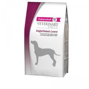 Eukanuba Weight Diabetic Control – Veterinary Diets – Hond – 12 kg