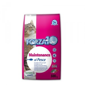 Forza10 Maintenance Cat - Fish 500 gr.