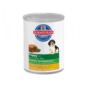 Hill's Science Plan - Puppy - Medium Chicken blik 12x370 gr. kopen